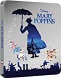 Locandina Mary Poppins Limited Edition Blu ray Steelbook (Import Royaume Uni avec le français Audio)