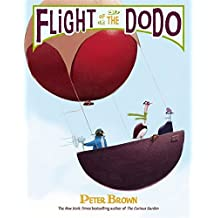 Flight of the Dodo by Peter Brown (2010-09-07)