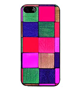 printtech Tiles Back Case Cover for Apple iPhone 5C