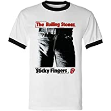 Rolling Stones - Sticky Fingers - Album Cover - Andy Warhol - T-Shirt XL