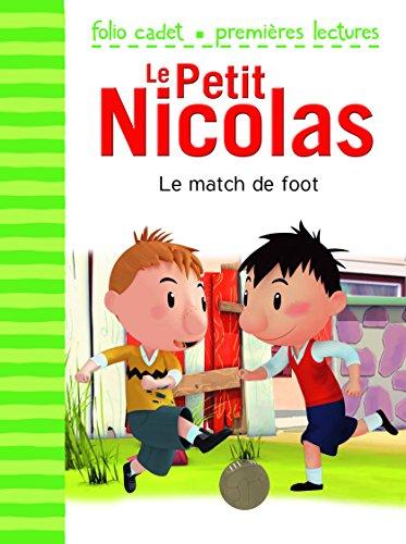 Le petit Nicolas (27) : Le match de foot