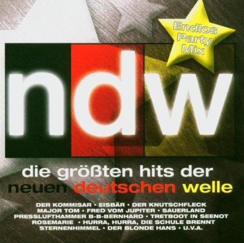 Ar-Express (Sony Music) NDW - Die grössten Hits der Neuen Deutschen Welle / Endlos Party Mix