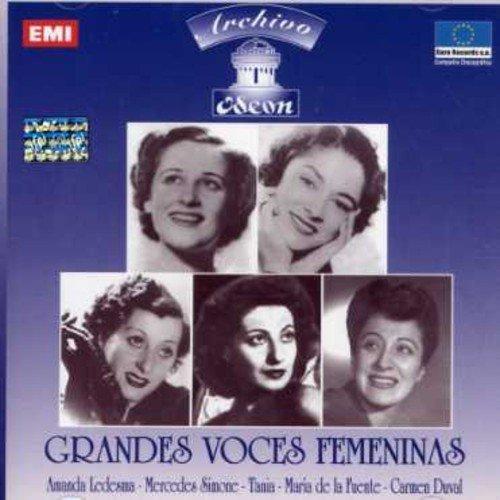 Grandes Voces Femeninas by Grandes Voces Femeninas (2007-05-29)