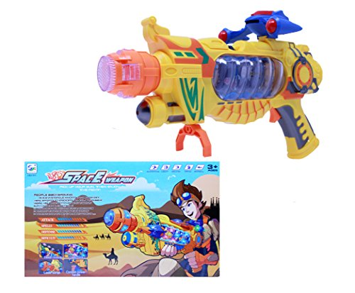 Fusine™ NEW Space Weapon Electric Flash Gun Toys With Sound for Kids