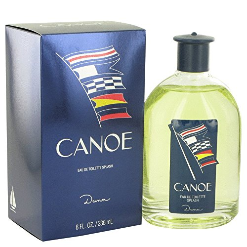 Canoe By Dana For Men. Eau De Toilette 8.0 Oz. by Dana