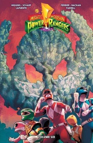 Rangers: Soul of the Dragon Original Graphic Novel ()