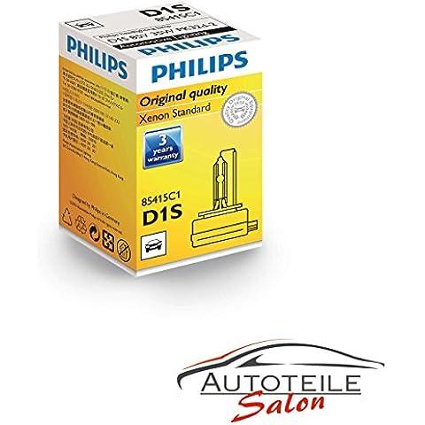 Philips D1S XENON Auto Bombilla OE Calidad 85415C1
