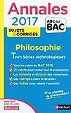 Image de Annales ABC du BAC 2017 Philosophie Term Techno (22)