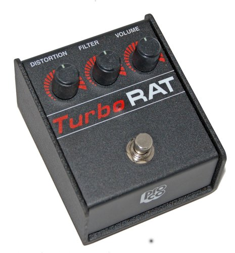 Pro Co The Rat Turbo · Pedal guitarra eléctrica