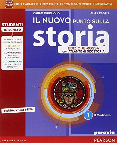 Nuovo punto sulla storia. Ediz. rossa. Per la Scuola media. Con e-book. Con espansione online: 1