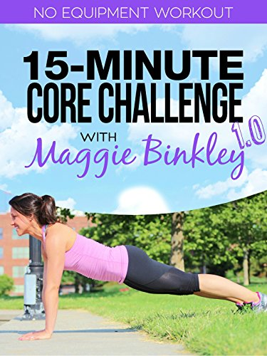 15-Minute Core Challenge 1.0 Workout [OV] - Core-training
