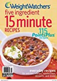 Best Weight Watchers Magazines - Weight Watchers Five Ingredient 15 Minute Recipes Review