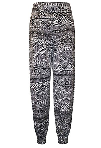 WearAll -  Pantaloni  - Donna Little Aztec