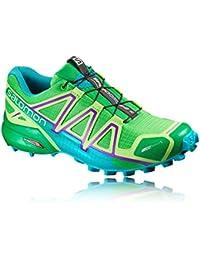 Salomon Speedcross 4 CS W, Zapatillas de Trail Running Para Mujer