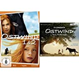 Ostwind 1 & 2 [Limited Edition] [2 DVDs] + Ostwind - Aris Ankunft: Die Lesung (Die Ostwind-Reihe, Band 5)
