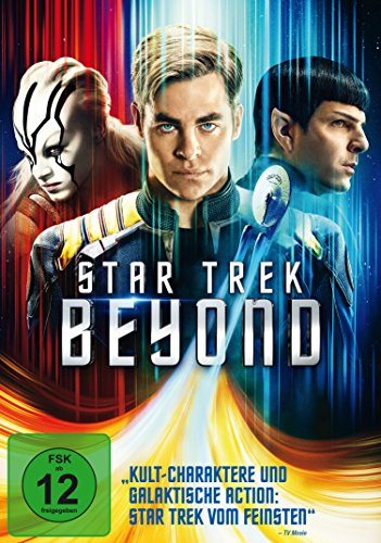Star Trek Beyond (Pine Dvd-chris)