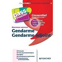 Pass'Foucher - Nouveaux concours Gendarme Gendarme adjoint