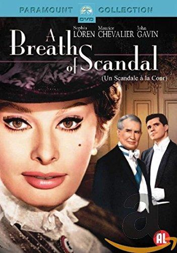 BREATH OF SCANDAL, A - SCANDALE A LA COUR, UN (1 DVD)