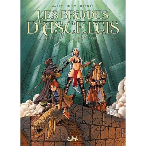 Les Brumes d'Asceltis, tome 1 : La Citadelle oslanne