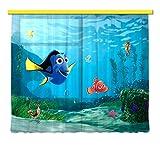 AG Design FCSXXL 7011 Tende-Stampa Foto 3D, Tessuto, Multicolore, 280 x 245