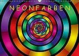 Neonfarben (Wandkalender 2019 DIN A3 quer): Ein Kalender für junge und junggebliebene Leute (Monatskalender, 14 Seiten ) (CALVENDO Kunst)
