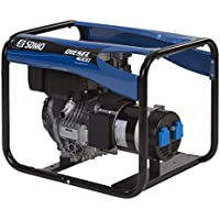 Widmer Generator, 1 Stück, blau, Diesel 4000