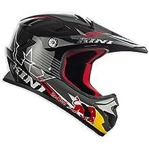 Kini Red Bull MTB - Cascos integrales - negro Contorno de la cabeza 58cm 2017