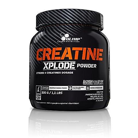 Olimp Sport Nutrition Creatine Xplode Poudre Acide Aminé Pamplemousse 500