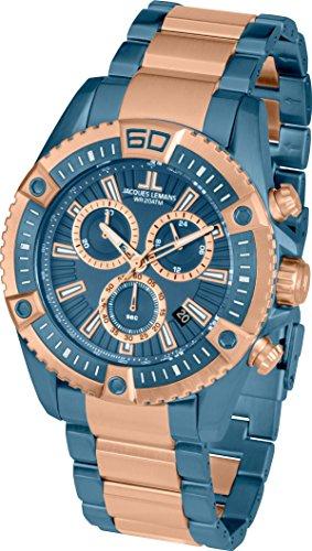 Hugo Boss 1512046 - Reloj analógico de mujer de cuarzo con correa de acero inoxidable