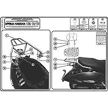 APRILIA Mojito Custom 50 Typ:TF Luftfiltereinsatz