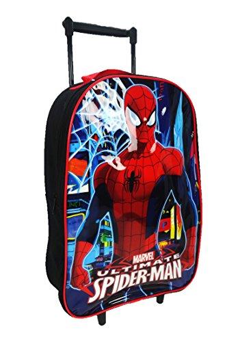 kids-disney-marvel-wheeled-trolley-case-spiderman-design-2