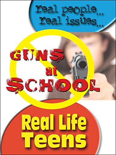 Real Life Teens Guns at School - How Safe Do Teens Feel? [OV]