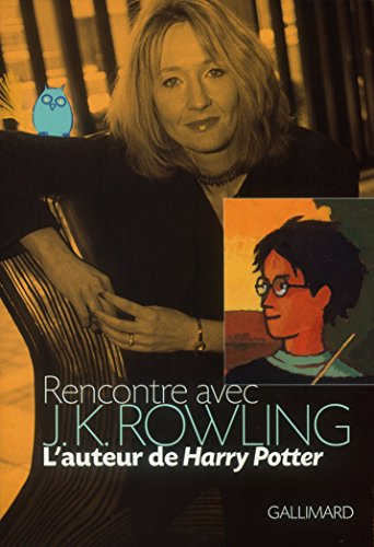 Rencontre avec J.K. Rowling, l'auteur de Harry Potter