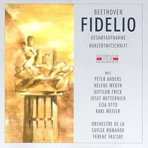 Beethoven: Fidelio [Import anglais]