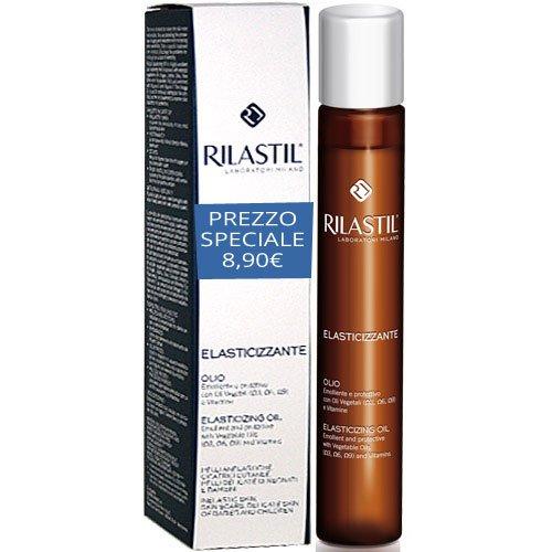 Rilastil olio corpo elasticizzante 80 ml