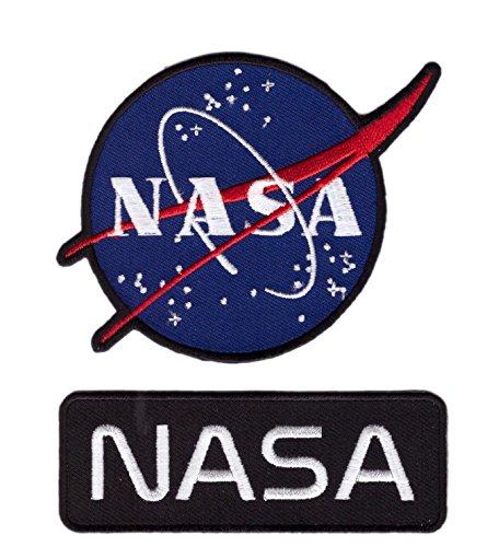 Titan One Europe NASA Logo - Tag Text Crew Uniform