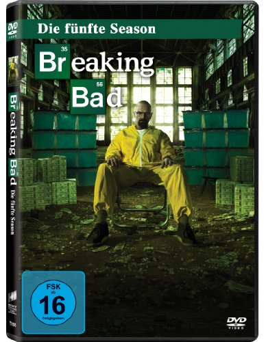 Breaking Bad - Die fünfte Season [3 DVDs/Episoden 1-8