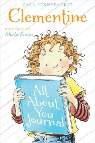 Clementine All About You Journal (A Clementine Book) by Sara Pennypacker (2012-09-11)