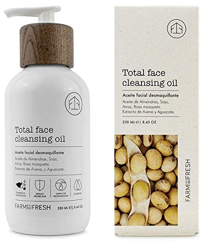 FARM TO FRESH TOTAL FACE CLEANSING OIL 250ML