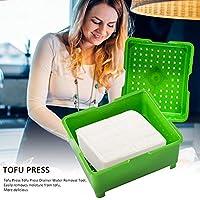 penta Máquina para eliminar el agua del escurridor de queso Tofu Press Deshidratador de prensador de queso, mejor tofu, gadget de eliminación de agua para eliminar fácilmente el agua del tofu, thrifty
