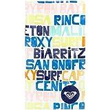 Roxy Hazy - Toalla de playa, color azul heráldico