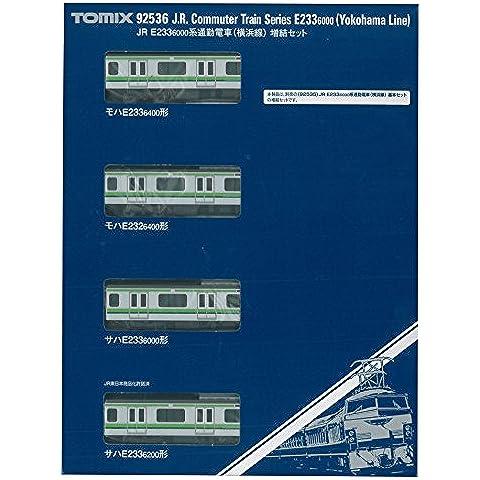 92536 E233 6000 commuter sistema di treni TOMIX N gauge