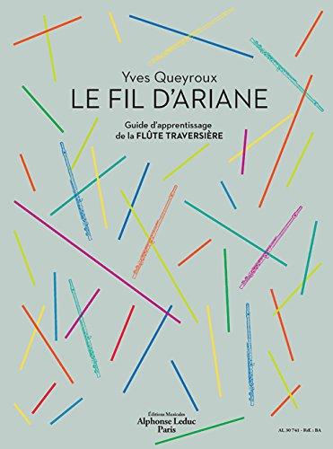 yves-queyroux-le-fil-dariane-partituras-para-flauta