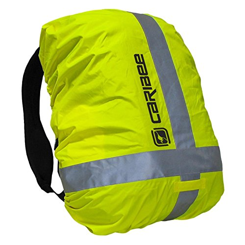 caribee-hi-visibility-safety-rain-shell-for-backpacks-casual-daypack-18-cm-20-liters-hi-vis-yellow