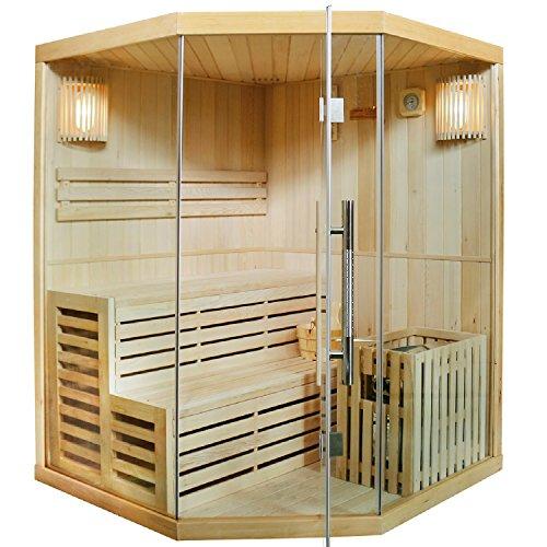 Traditionelle Saunakabine – Finnische Sauna Espoo - 2