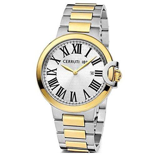 Cerruti 1881 CRA171STG04MGT Montre à bracelet pour homme