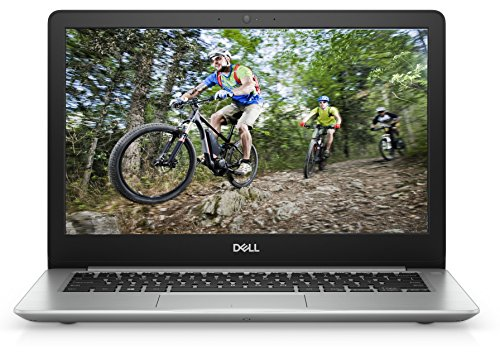 Dell Inspiron 13 5000 13.3-inch FHD Laptop - (Intel Core i7-8250U, 8 GB RAM, 256 GB SSD, 4 GB AMD Radeon, Window 10) G8Y75 - Platinum Silver