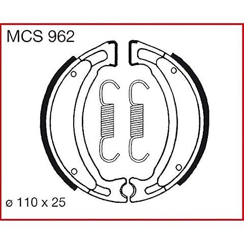 Machoires de freins Lucas MCS962 pour Adly Thunder Bike 50