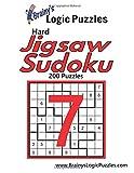 Brainy's Logic Puzzles Hard Jigsaw Sudoku: 200 Puzzles: 7
