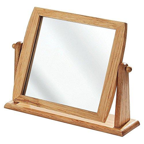 Prime Furnishing Aufbewahrungseinheit aus Holz mit Schublade für Badezimmer Weiß